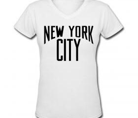 shirt Women White T-..